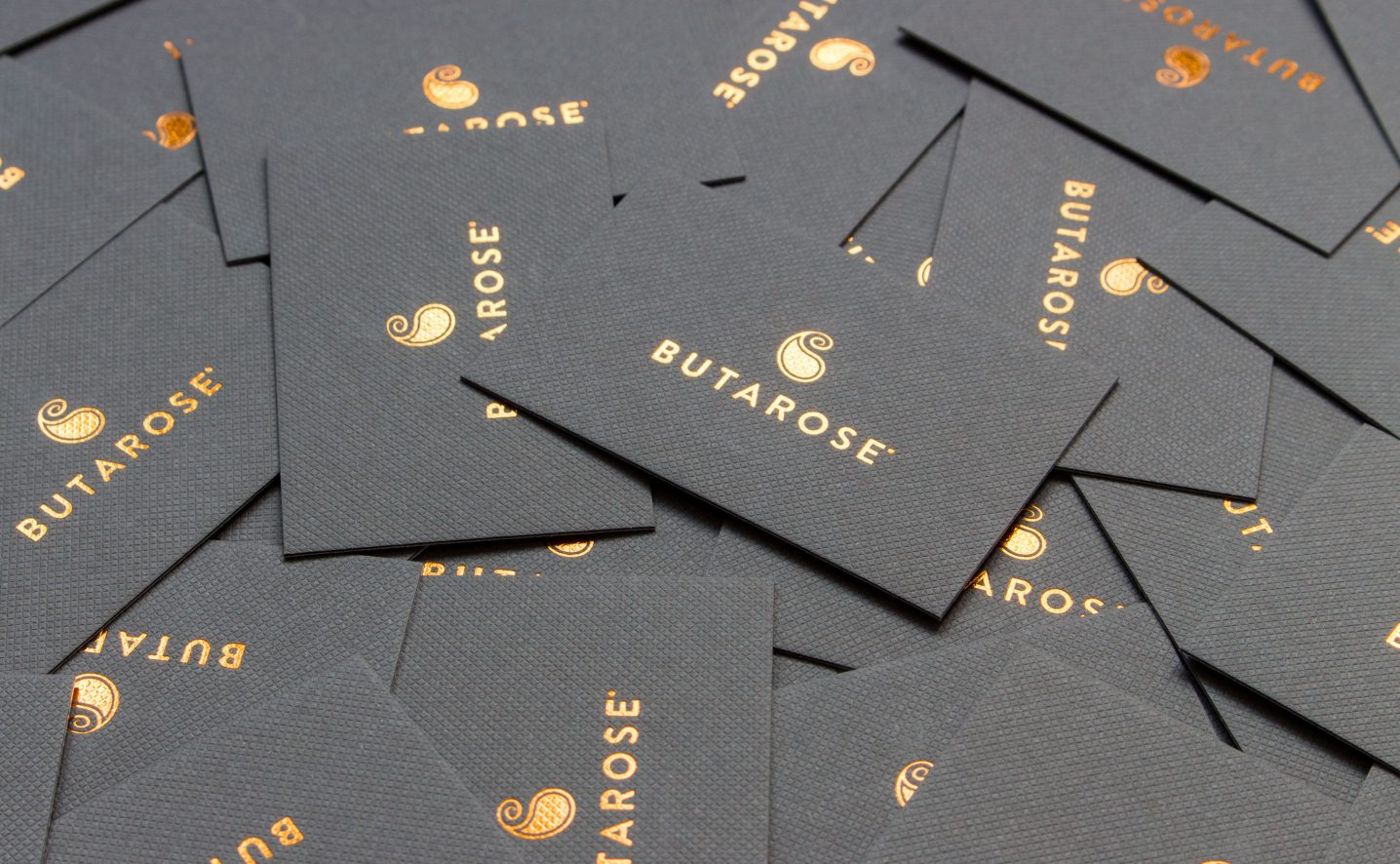Butarose brand roll-out