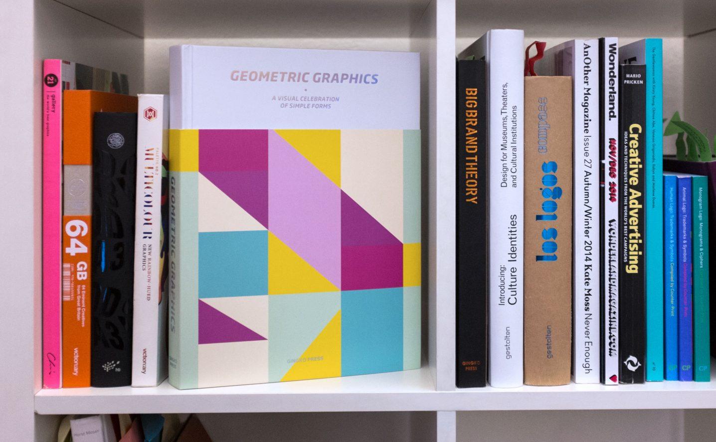 Geometric graphics feature Ascend
