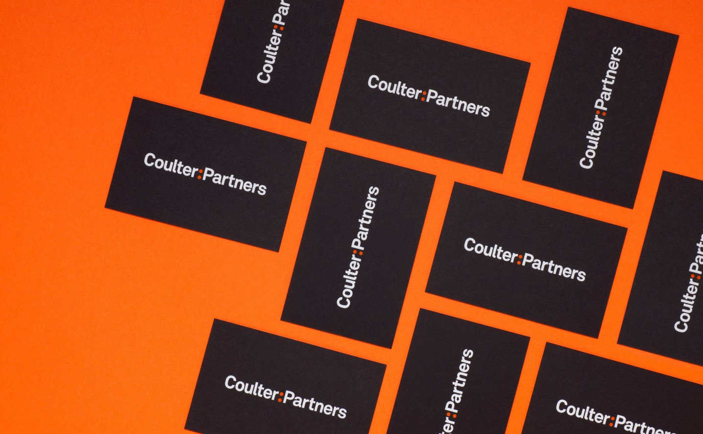 business-card-design-coulter-partners