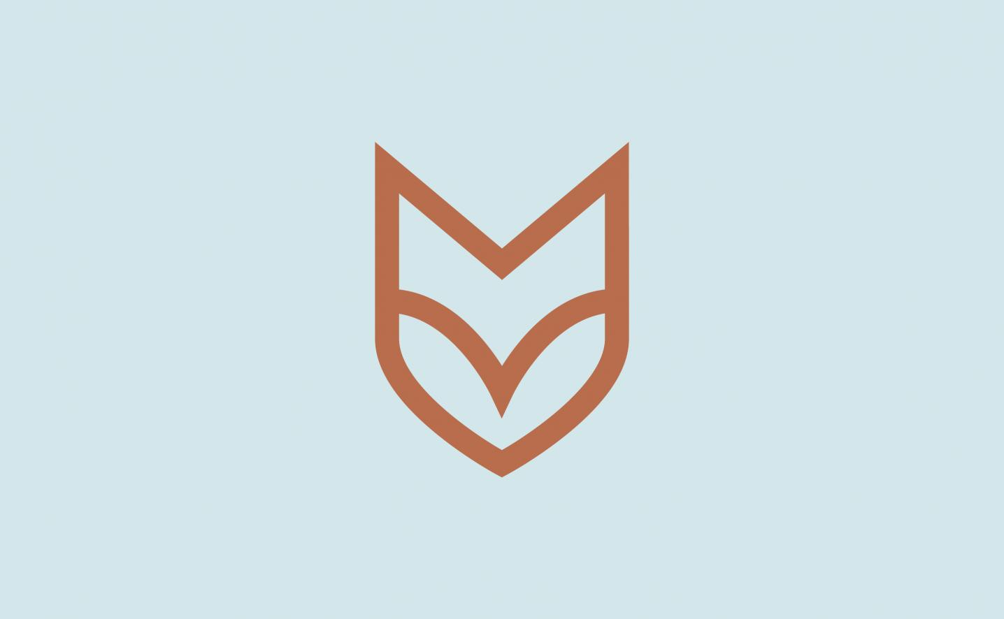 Brown-Vautier-logo-icon-design