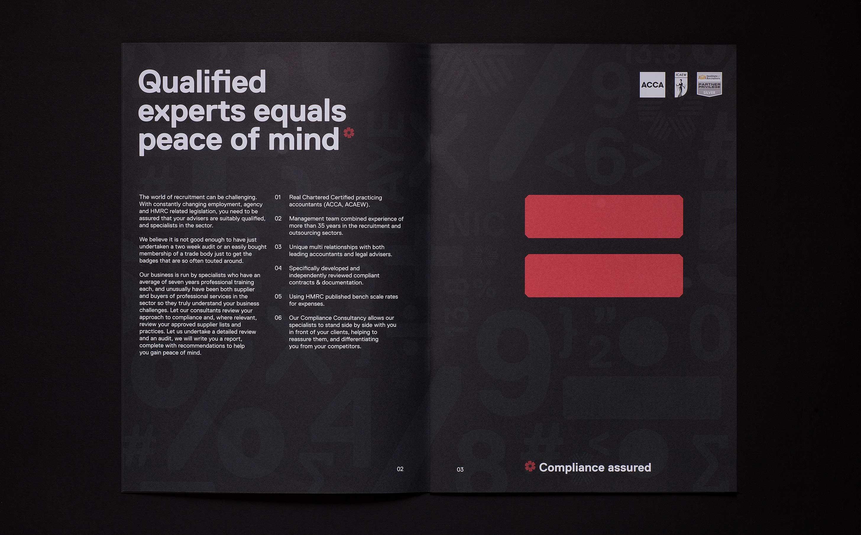 Numbermill brochure design 02 03