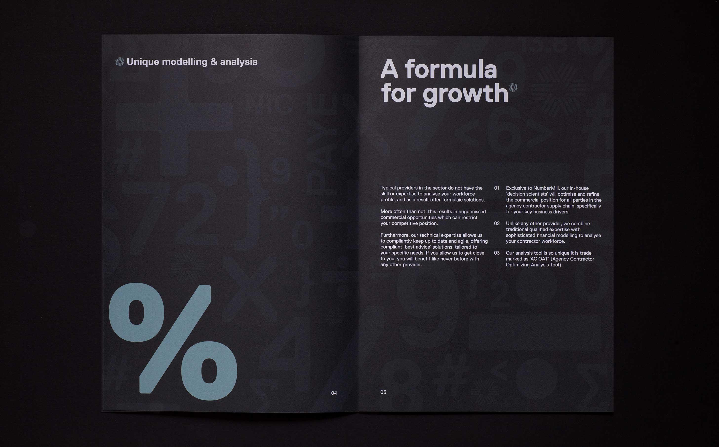 Numbermill brochure design 04 05