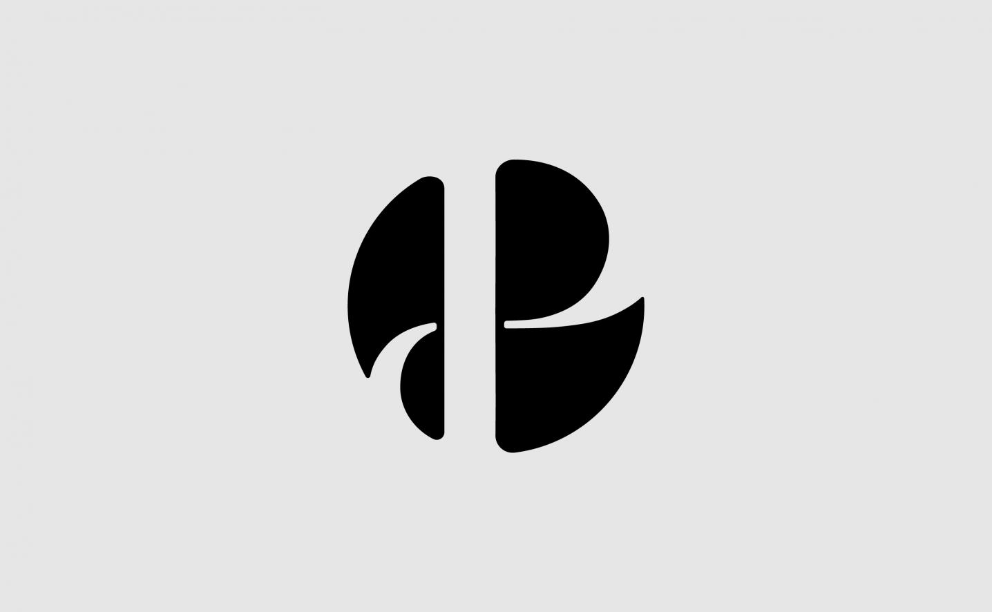 Penn dairy logo design