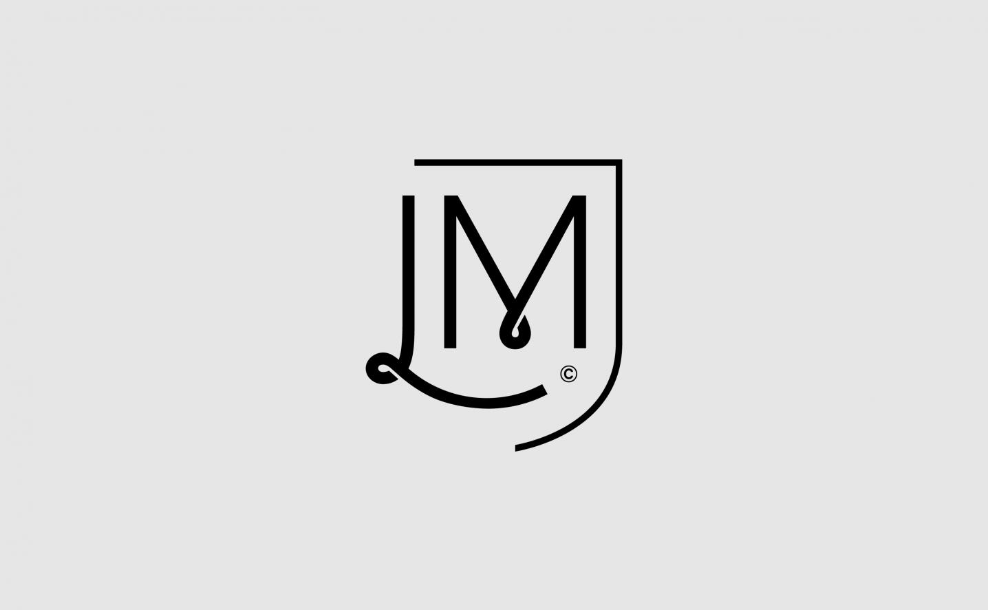 LM Stern logo design