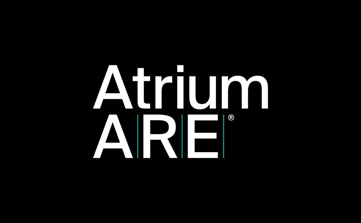 Atrium logo design