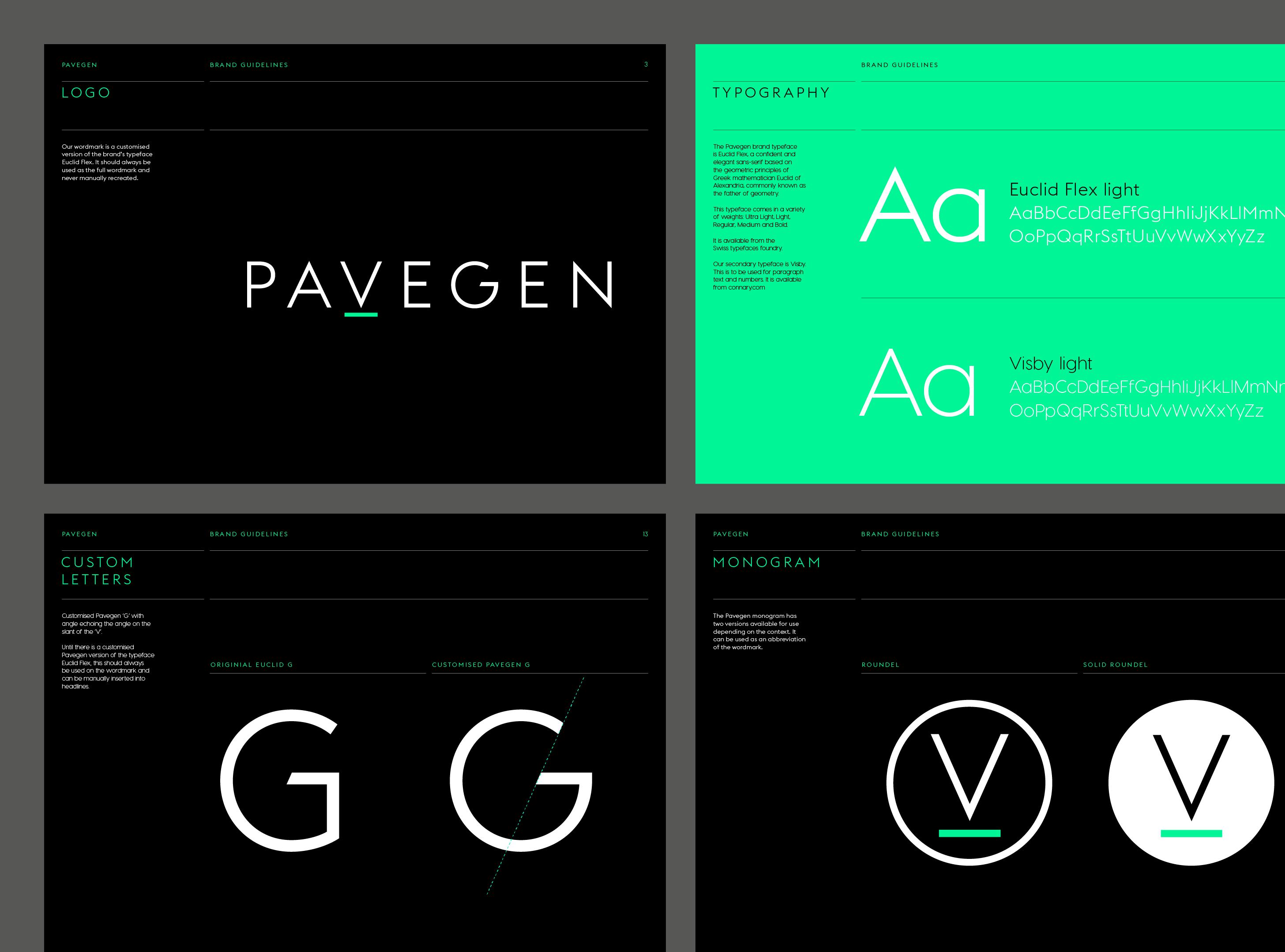 pavegen brand guidelines design 2