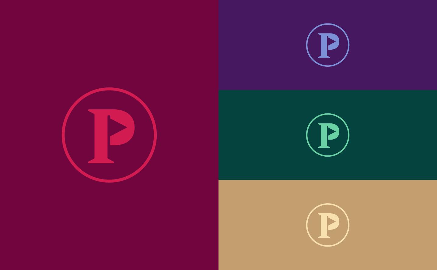 Puttshack-Icon-logo-design
