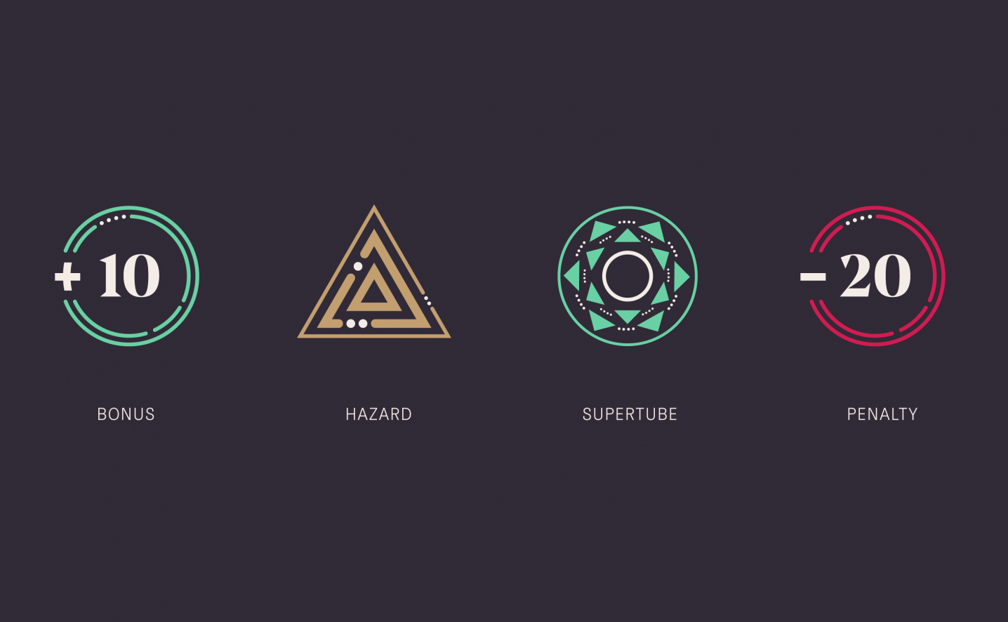 Puttshack-gameplay-elements-iconography