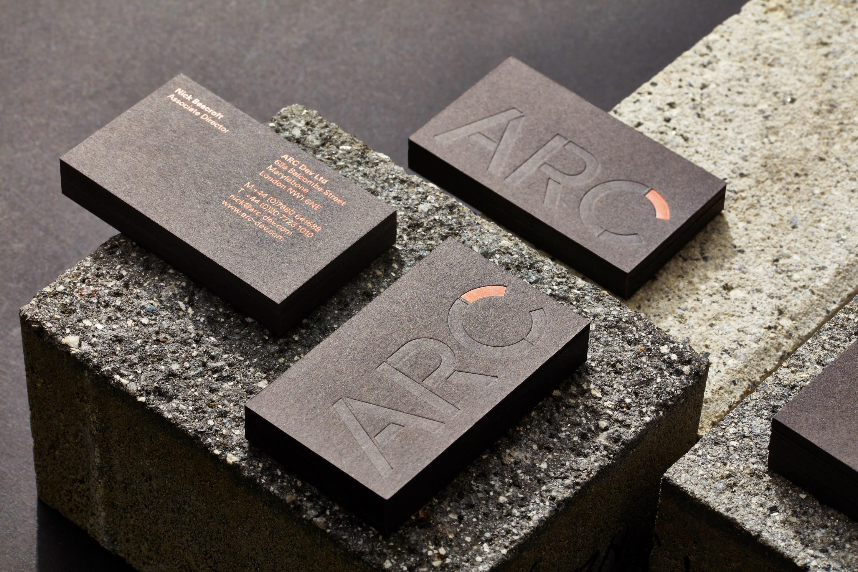 ARC architecture business cards 02